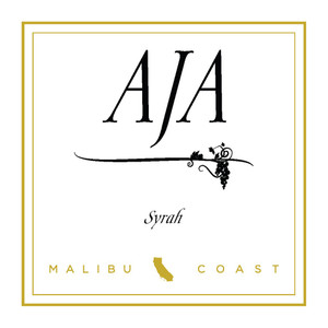 AJA VINEYARDS CALIFORNIA SYRAH 2012