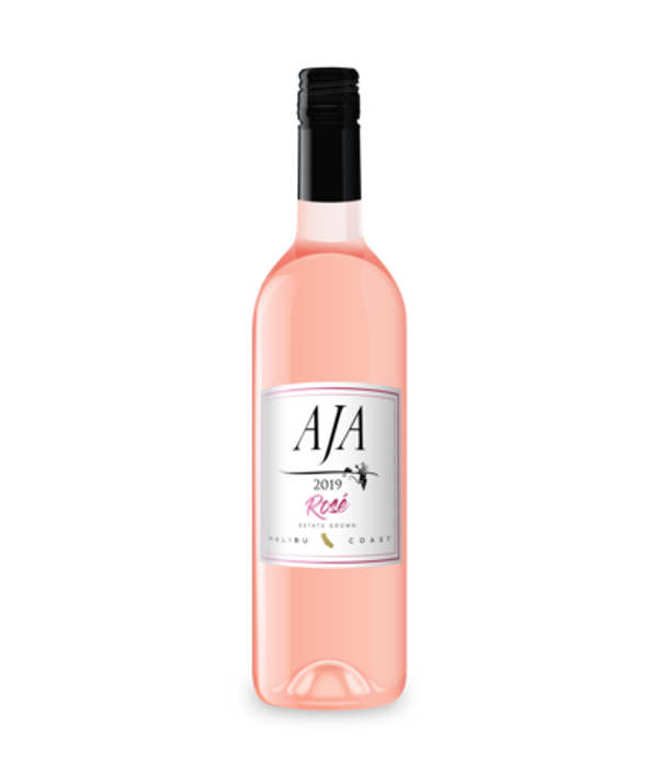 AJA VINEYARDS MALIBU COAST ROSE 2019
