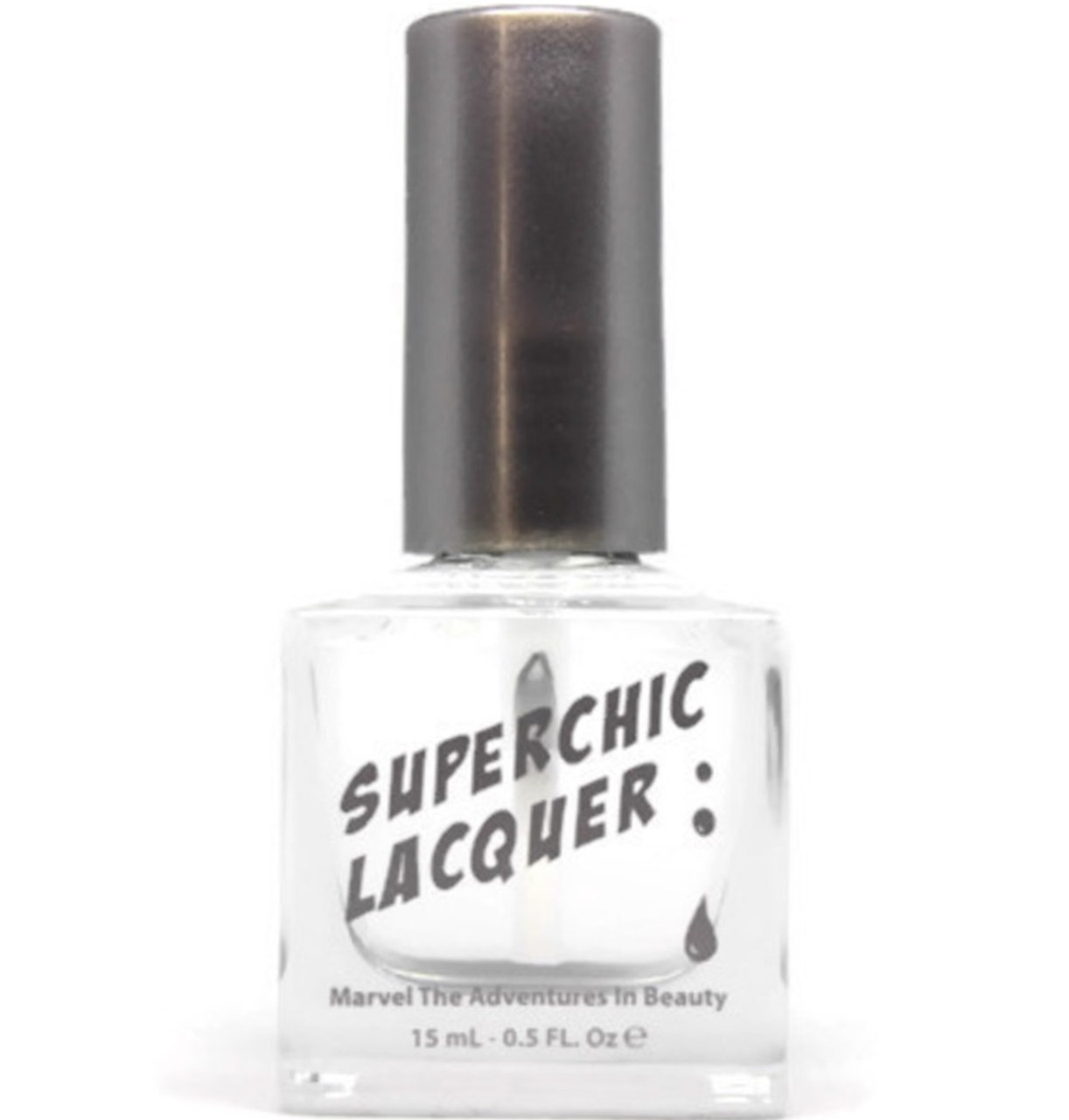 Marvel Liquid Macro Top Coat Nail Polish