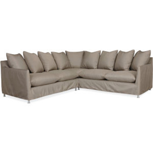 Yaupon Outdoor Slipcovered Sectional Series