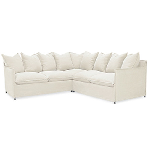 Agave Outdoor Slipcovered Sectional Series