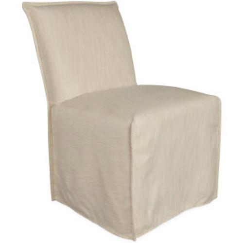 Jasmine Outdoor Slipcovered Chair