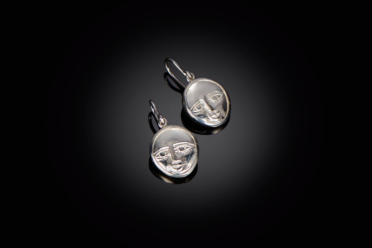 Mirka by Kozminsky Earrings in Sterling Silver