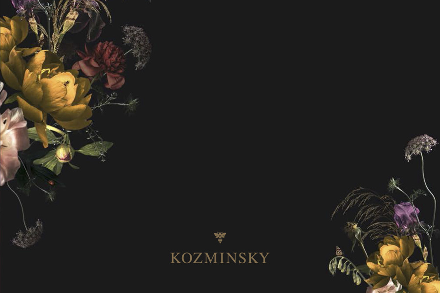 Kozminsky 2018 Catalogue