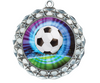 Soccer Medal with choice of artwork. Great award for all of your players.  md40S