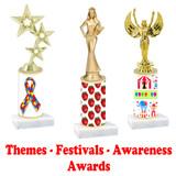 Themes - Festivals - Awareness designs
