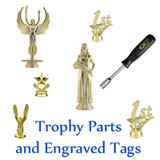 Trophy Parts and Tags