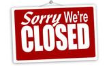 2021 Shop Closure Dates