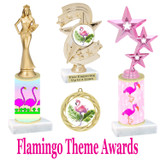 Flamingo Theme Awards