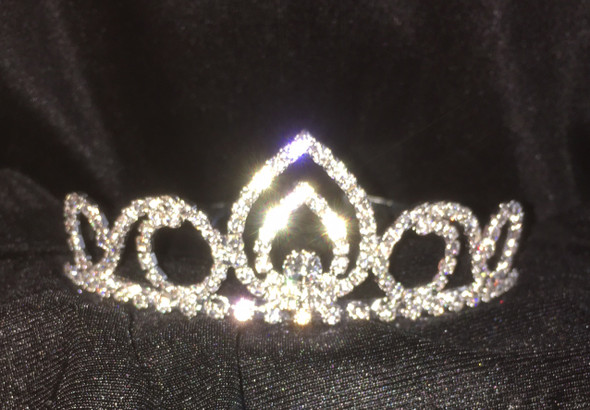 Miss Amazing Princess Crown - #8851