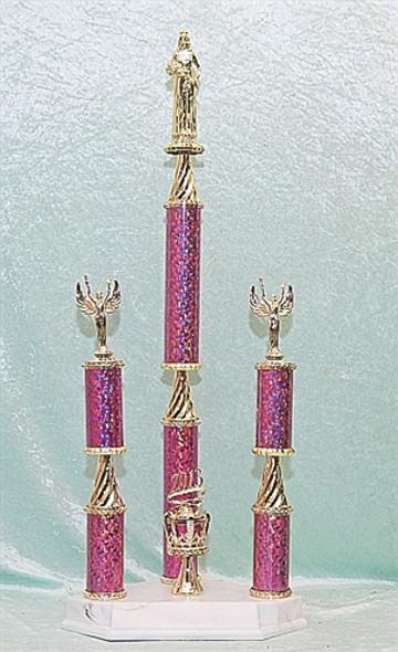 A MEGA Trophy!  4 columns! TR-4C300-K