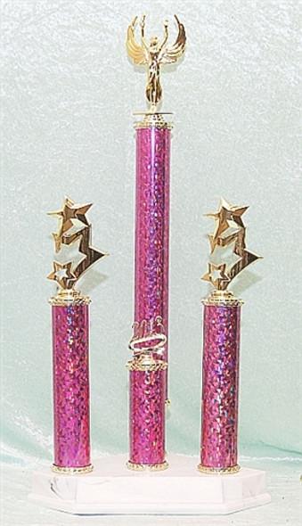 A MEGA Trophy!  4 columns! TR-4C200-K