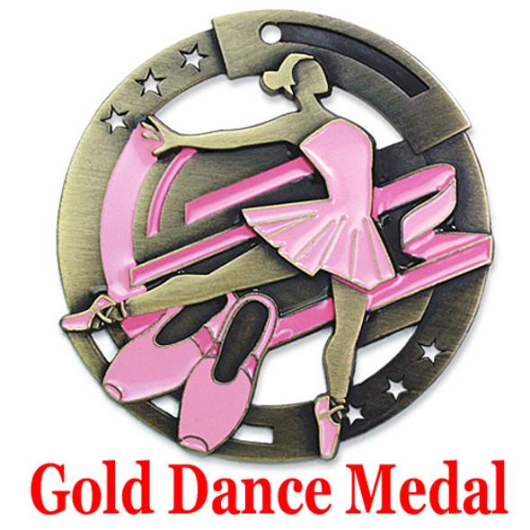 Gold Dance Medal (001)