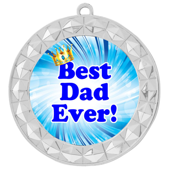 Best Family Medal. Show your appreciation and love to your family members with this great medal.  935s