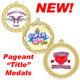 Pageant Title Medals