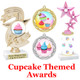 Cupcake themed awards