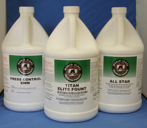 Allied All Star Fountain Solution - 1 Gal