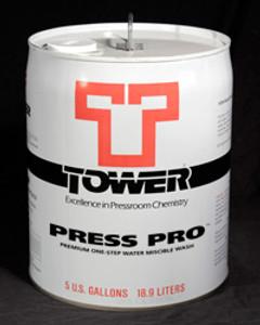 Tower Press Pro Wash - 5 Gal