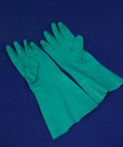 Jomac Multi-Use Green Nitrile Gloves