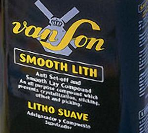 VanSon Smooth Lith - 1 Qt
