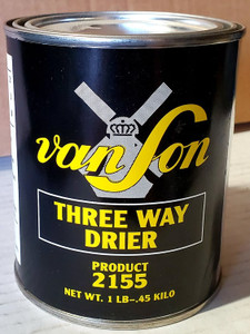 VanSon Three Way Drier - 1 lb
