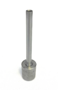 """Lithco Hollow Drill Bit - 3/8"""" x  2"""" - Style A"""