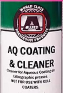 Allied AQ Coating Cleaner - 1 Gal