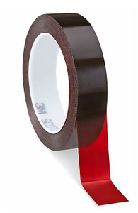 3M Red Lithographer's Tape #616 - 3/8""