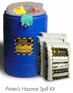 Lithco Hazardous Spill Kit 55 Gal Drum