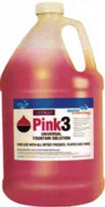 Pink3 Universal Fountain Solution - 1 Gal