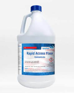 Applied Chemistries Rapid Access Film Fixer • 1 gal or case