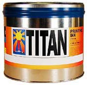 Spinks Ink Titan Dense Black 5#