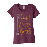 The Cadets 2019 Ladies Quote Shirt