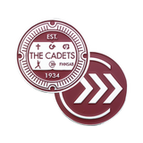 The Cadets Challenge Coin