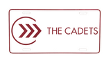 The Cadets License Plate