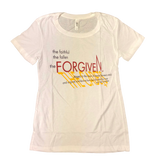 Ladies The Faithful, The Fallen, The Forgiven T-Shirt