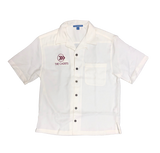 Cadets Men's White Button Up Shirt