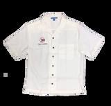 Cadets Men's White Button Up Shirt