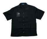 Cadets Men's Black Button Up Shirt
