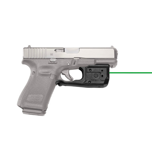 Crimson Trace Laser-guard Pro Glock Full Size & Compact - Green Lase & Light Combo (LL-807G)