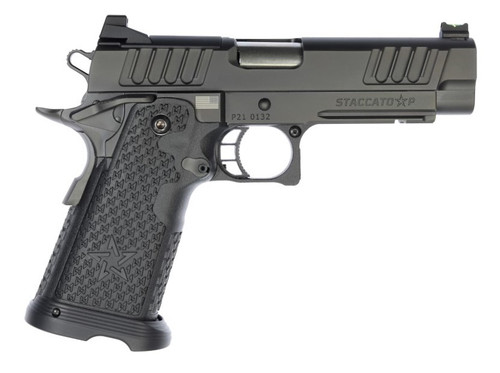 2021 - STACCATO P DPO 2011 9mm Pistol | Optics Ready
