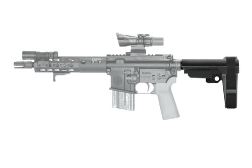 SB Tactical SBA3 - Pistol Brace  | w/ Receiver Extension