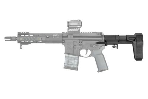 SB Tactical SBPDW - Pistol Brace  | w/ Receiver Extension