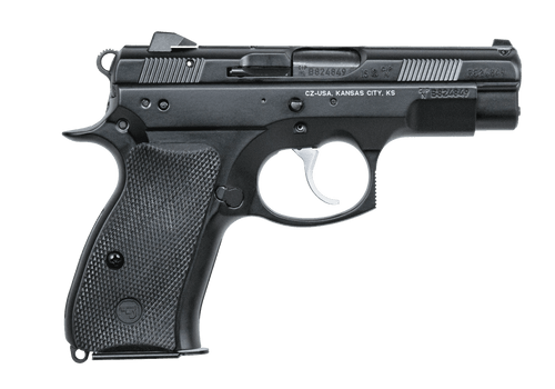 CZ 75 D Compact - PCR 9mm Pistol | (2) Mags - Decocker