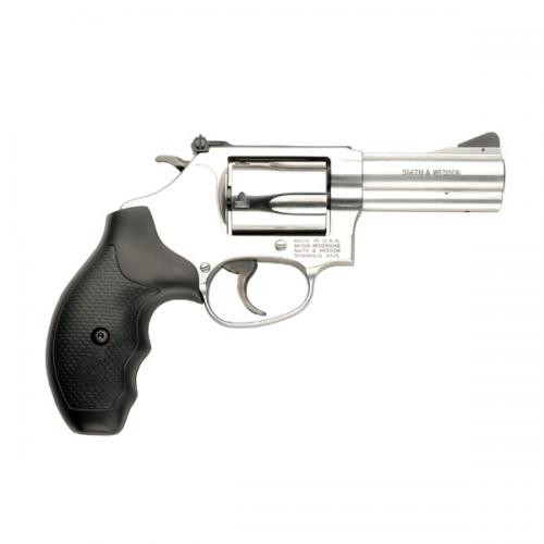 Smith & Wesson Model 60 .357 Mag. Revolver | Stainless 3""
