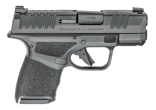 Springfield Armory Hellcat 9mm - Black | (2) Mags