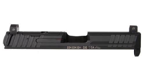 Heckler & Koch GmbH. VP9 9x19mm Slide Conversion | Optics Ready + Suppressor Height Sights