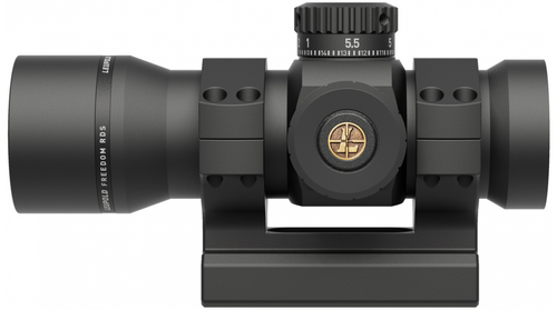 Leupold FREEDOM 1x34 Red Dot Sight - w/ Mount | 1 MOA