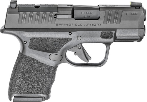 Springfield Armory Hellcat 9mm - Black OSP | (2) Mags