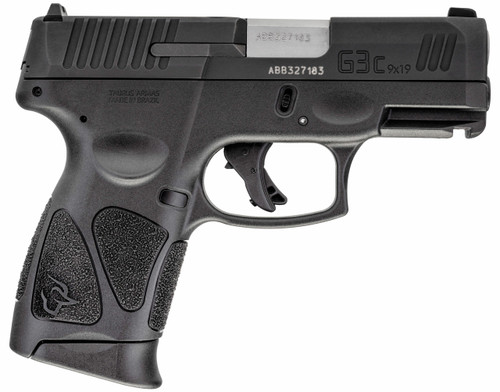Taurus G3c 9mm - BLK | 1-G3C931